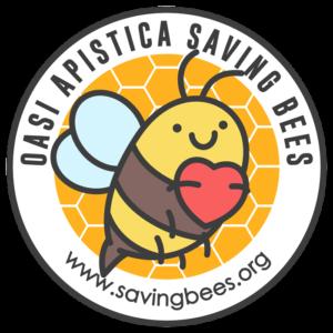 Logo Oasi Apistica Saving Bees