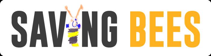 Saving Bees logo