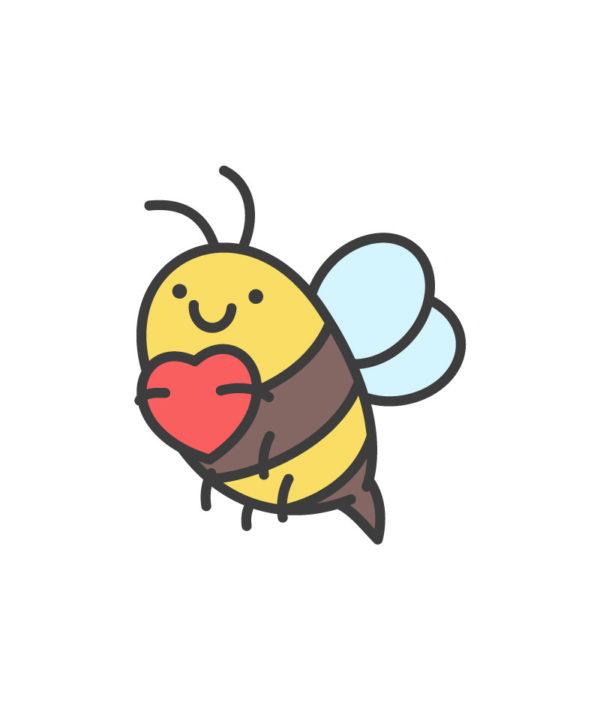 Ape saving bees